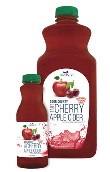 birdseye truly superior, cherry apple cider, something special from Wisconsin, School Food Distributors, whole food distributors, food service wholesaler, produce distributor near me, restaurant produce suppliers, restaurant bulk food suppliers, produce supplier near me,