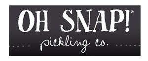 oh snap pickling company, oh snap snacks, oh snap treats